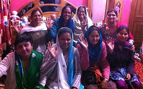 Ledergruppen i Jammu