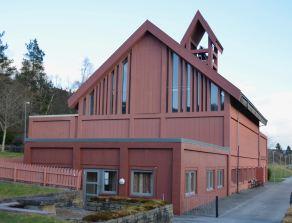 Ostereide kirke - 1